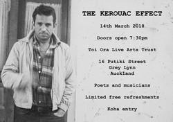 The Kerouac Effect 2018