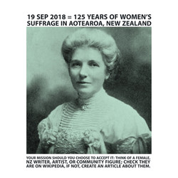 Women on Wikipedia Challenge