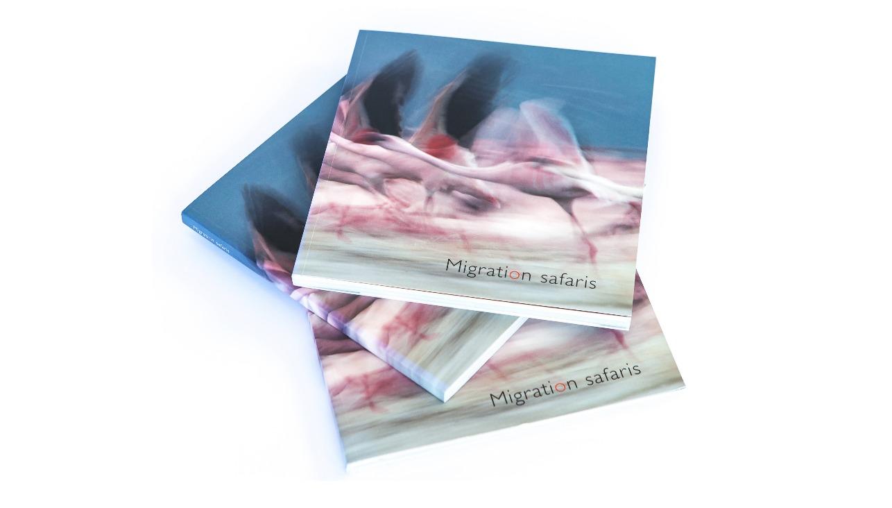 Migration safaris brochure cover