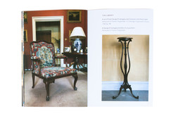 Wilton House Chippendale brochure