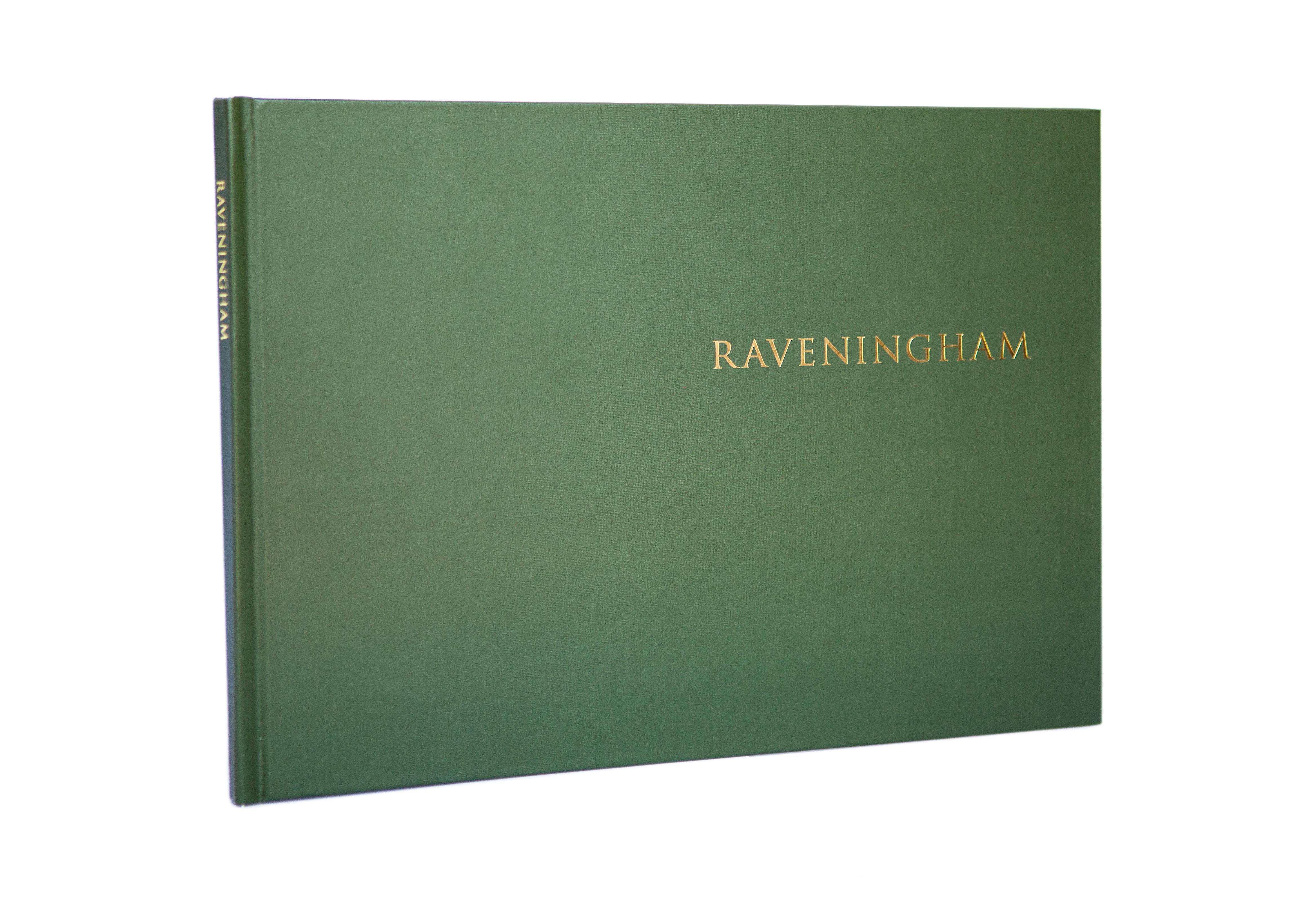 Raveningham Hall casebound book