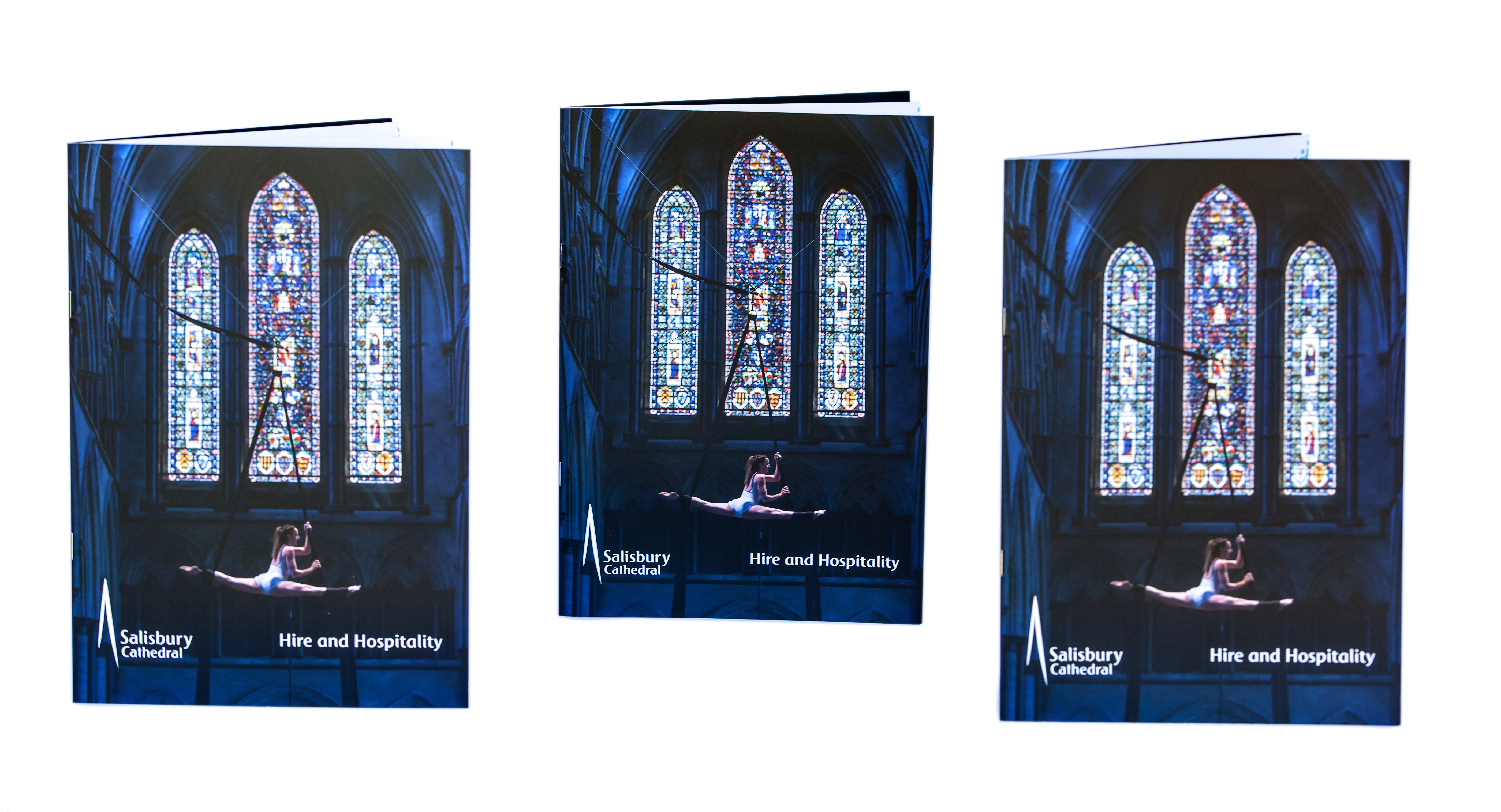Salisbury Cathedral Events brochure