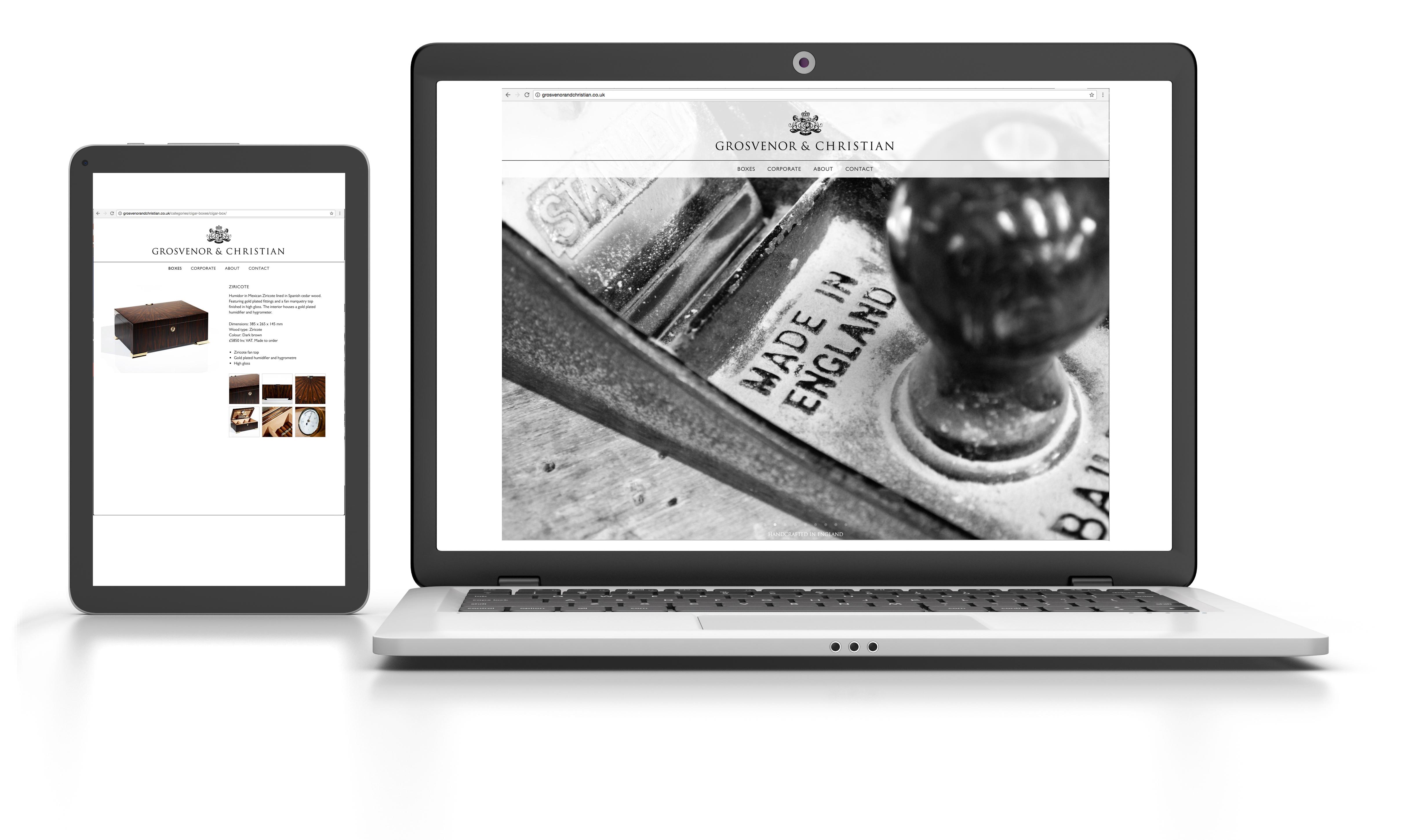 G&C website