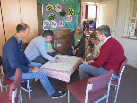The Gift of Years Volunteer Team Training 2019