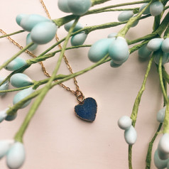 blue druzy heart necklace.jpg