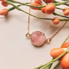 pink druzy circle pendant.jpg