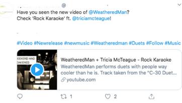 Music Twitter