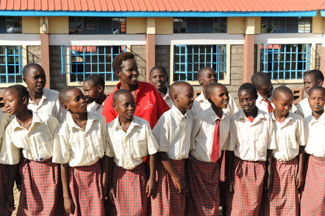 Dr Kakenya Ntaiya to visit Australia for International Women's Day, 2017