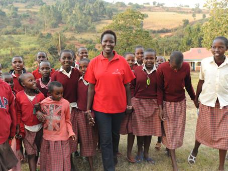 The LBW Trust brings Kakenya to Australia for International Women's Week