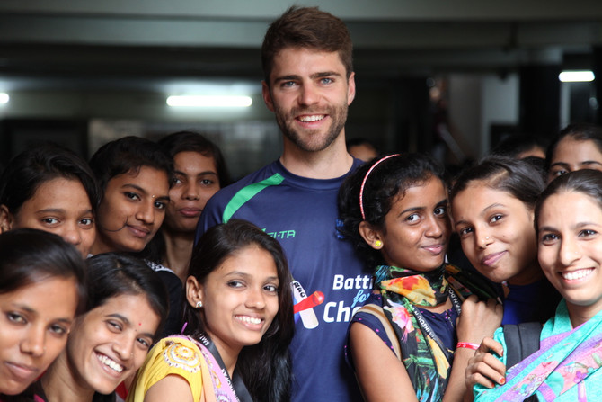 LBW Trust Ambassador and Batting for Change founder Ryan Carters retires from professional cricket