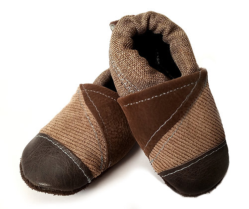 נעלי טרום הליכה חום