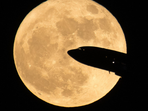 The SuperMoon of December