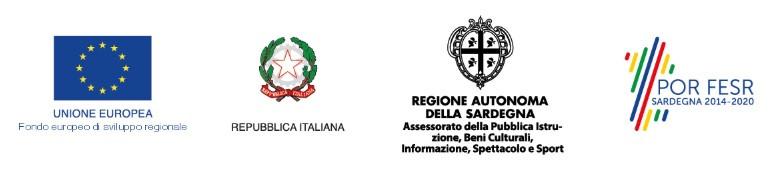 Progetto realizzato con il contributo della Regione autonoma della Sardegna e del POR FESR 2014 – 2020