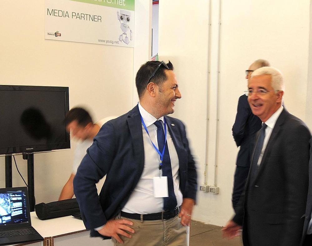 Pietro Andronico and Raffaele Paci