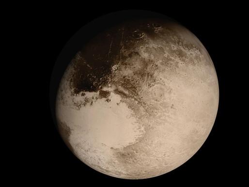 What would it be like to actually land on Pluto?