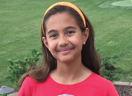 """""""Fourth Grader Creates Charity To Help Rescue Dogs & Cats"""""""