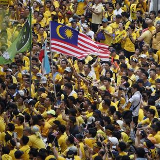 Evolusi Demokrasi di Malaysia - Relevansi dan Keabsahan Proses Pilihanraya