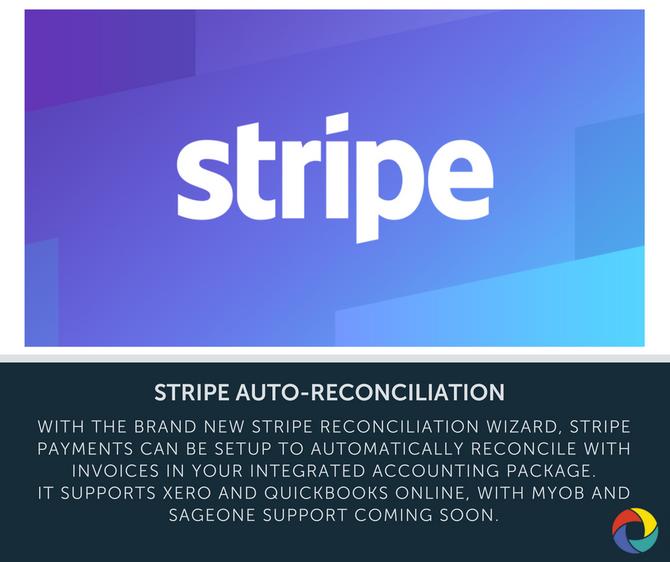 STRIPE AUTO-RECONCILIATION