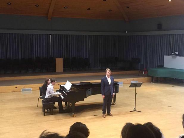 Abingdon Summer School for Solo Singers - 2017