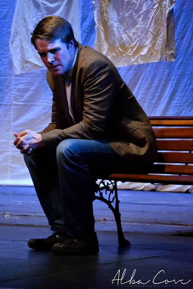 Robin Oakapple in Ruddigore - 2015
