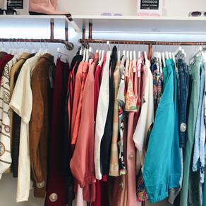 My Top 3 London Vintage Stores