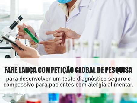 FARE lança competição global de pesquisa para desenvolver teste diagnóstico seguro e compassivo