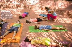 Orsi Plutzer Kids Yoga Relaxation