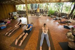 Orsi Plutzer Yoga Hungary Goa
