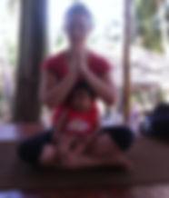 Orsi Plutzer Yoga Teacher Postnatal createbalancwithme