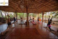 Orsi Plutzer Yoga Sun Salutation