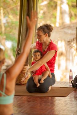 Orsi Plutzer Yoga Postnatal