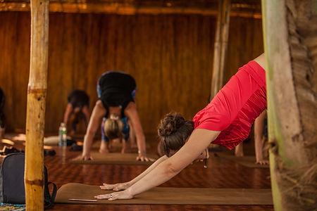 Orsi Plutzer Yoga Teacher Hungary Goa createbalancewithme