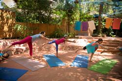 Orsi Plutzer Kids Yoga Warrior