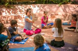 Orsi Plutzer Kids Yoga Breathing
