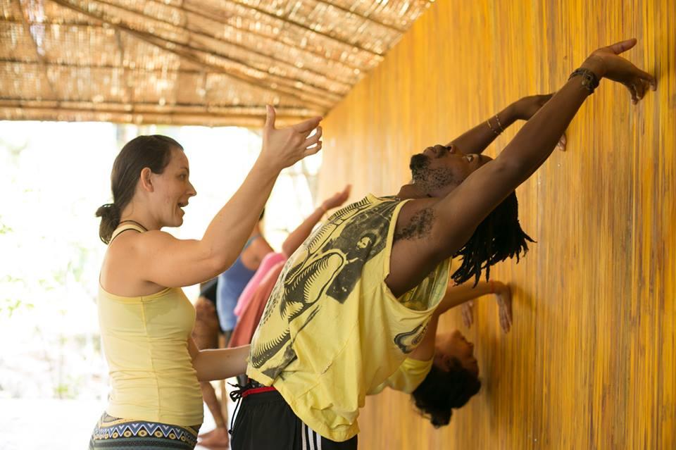 Orsi Plutzer Yoga Lenghten