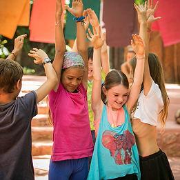 Orsi Plutzer Yoga Teacher Kids Yoga createbalancewithme