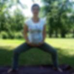 Orsi Plutzer Yoga Teacher Prenatal createbalancewithme