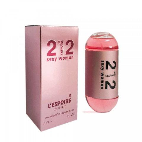 Lespoire 212 Sexy Woman Edt 100 Ml Kadın Parfümü