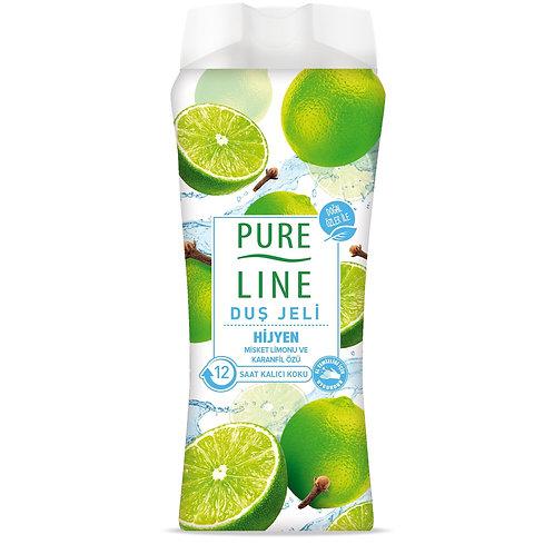 Pure Line Hijyen Duş Jeli 400 Ml