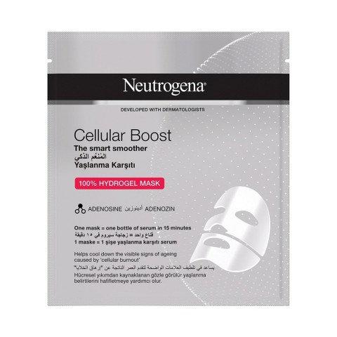 Neutrogena Cellular Boost Yaşlanma Karşıtı Yüz Maskesi 30ml