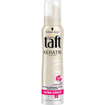Taft Keratin Saç Köpüğü 150 ml