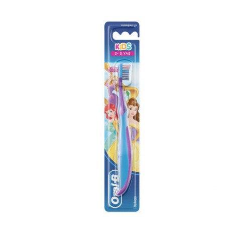 Oral B Çocuklar İçin Soft Diş Fırçası 3-5 Yaş