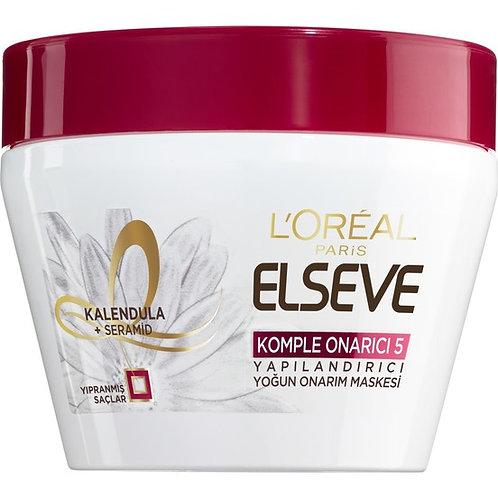 Elseve Saç Bakım Maskesi Komple Onarıcı Yapılandırıcı 300ml