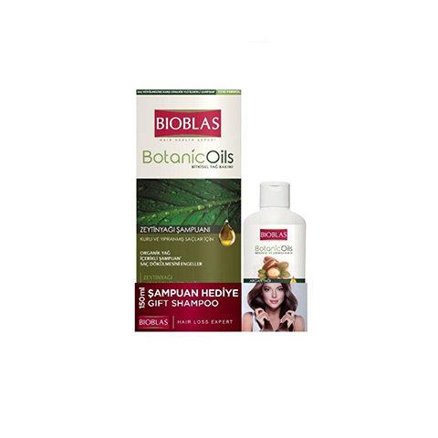 Bioblas Şampuan Botanic Oils Kuru Saçlar İçin 360ml + 150ml Hediyeli