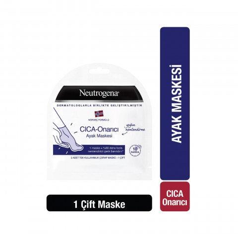 Neutrogena Onarıcı Ayak Maskesi 1 Çift CICA