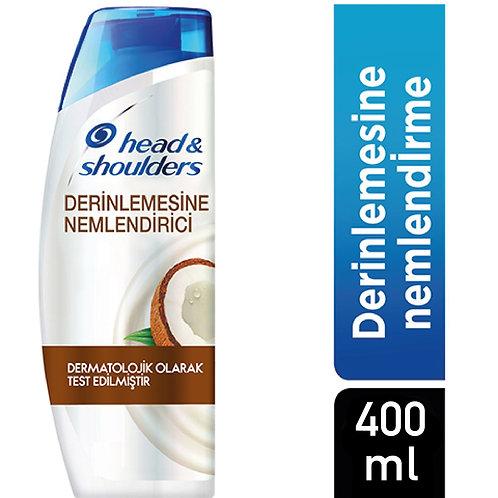 Head & Shoulders Derinlemesine Nemlendirici Şampuan 400ml