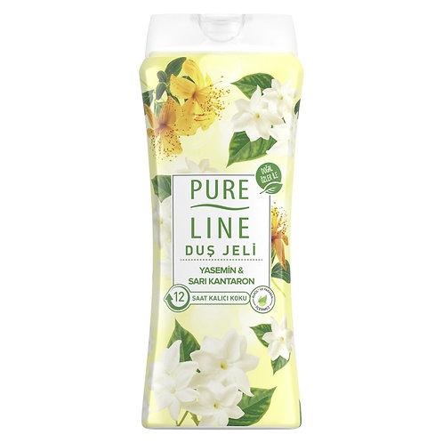 Pure Line Yasemin Ve Sarı Kantaron Duş Jeli 400 Ml