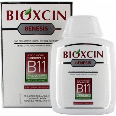 Bioxcin Genesis Kuru ve Normal Saçlar İçin Şampuan 300ml