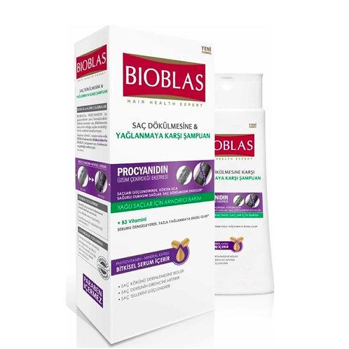 Bioblas Şampuan Yağlanmaya Karşı Ve Saç Dökülmesine 360ml