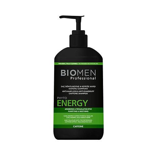 Biomen Şampuan 1000 ml Enerji Profesionel